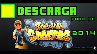 Descarga Subway Surfers PC 1 LINK + Jugar Con El Teclado (Español)
