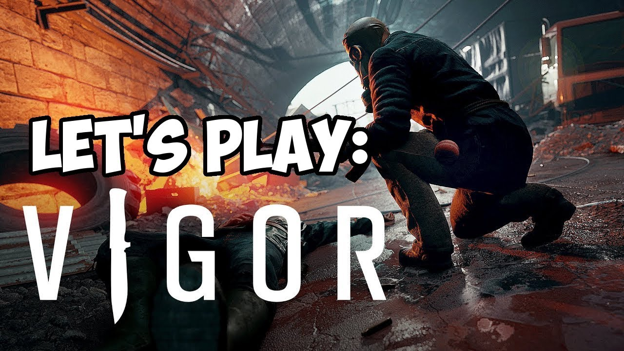 Let's Play: Vigor | Xbox One Survival Game | Worth Buying?