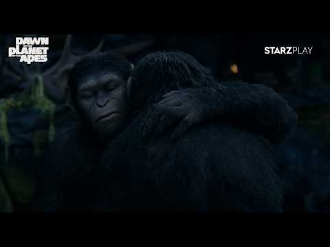 Dawn Of The Planet of The Apes | Deleted Scenes | STARZ PLAY