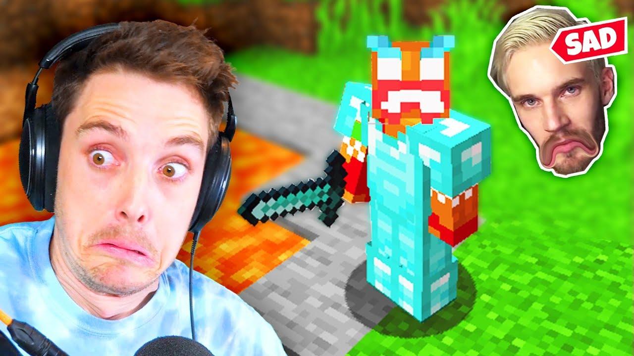 Minecraft spielen (Teil 1) + video