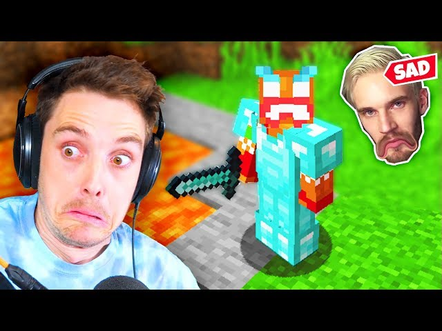 actually playing minecraft (part one)
