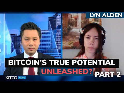 Is Bitcoin Evolving Into A Universal, All-use Currency? Lyn Alden (Pt. 2/2)
