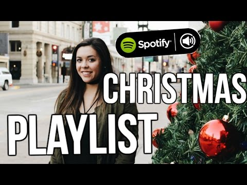 Holiday Playlist 2016! New Covers and Christmas Songs!