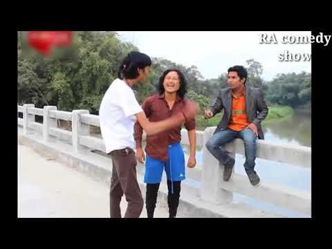Bipul Rabha Assamese Comedy Video //New Funny Assamese Video  2018