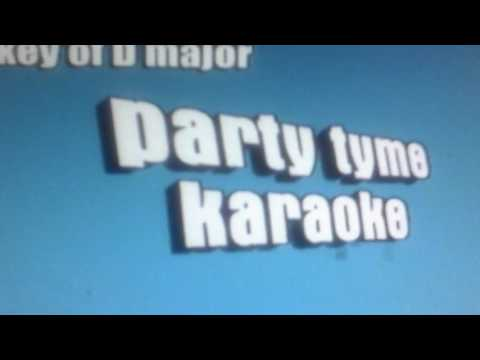 Party tyme cariokie singing machine (part 1)