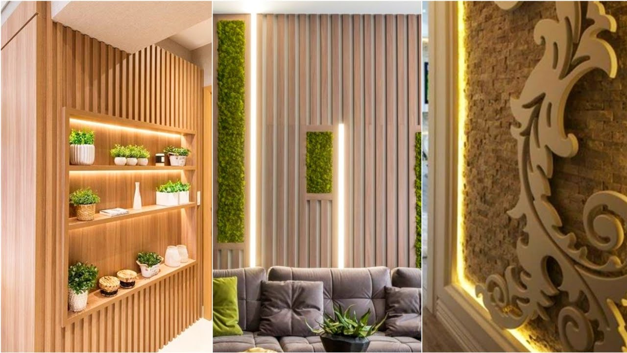 Top 100 Wooden Wall Decorating Ideas For Living Room Interior Design 2021 Youtube