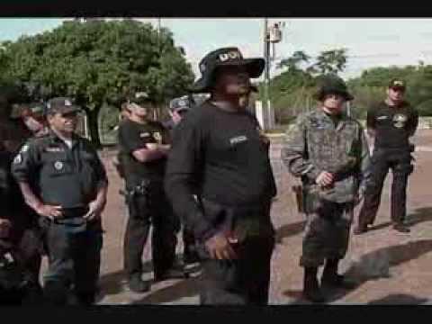 MS Record - Policiais do DOF passam por treinamento em Dourados; Assista