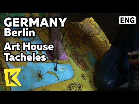 【K】Germany Travel-Berlin[독일 여행-베를린]오라니엔부르거 거리, 타켈레스 예술의 집/Art House Tacheles/Oranienburger Street