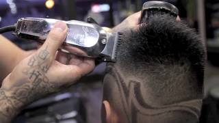 HOW TO DO THE HIGHBORN 3D HAIRCUT (step by step) by Diego Elizarraras