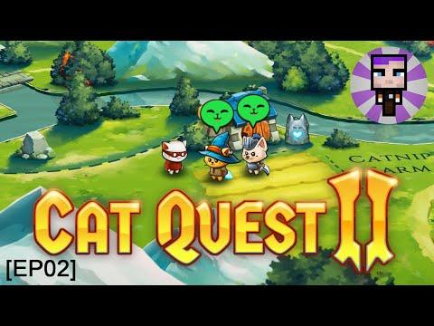 Cat Quest II - The next quest! |