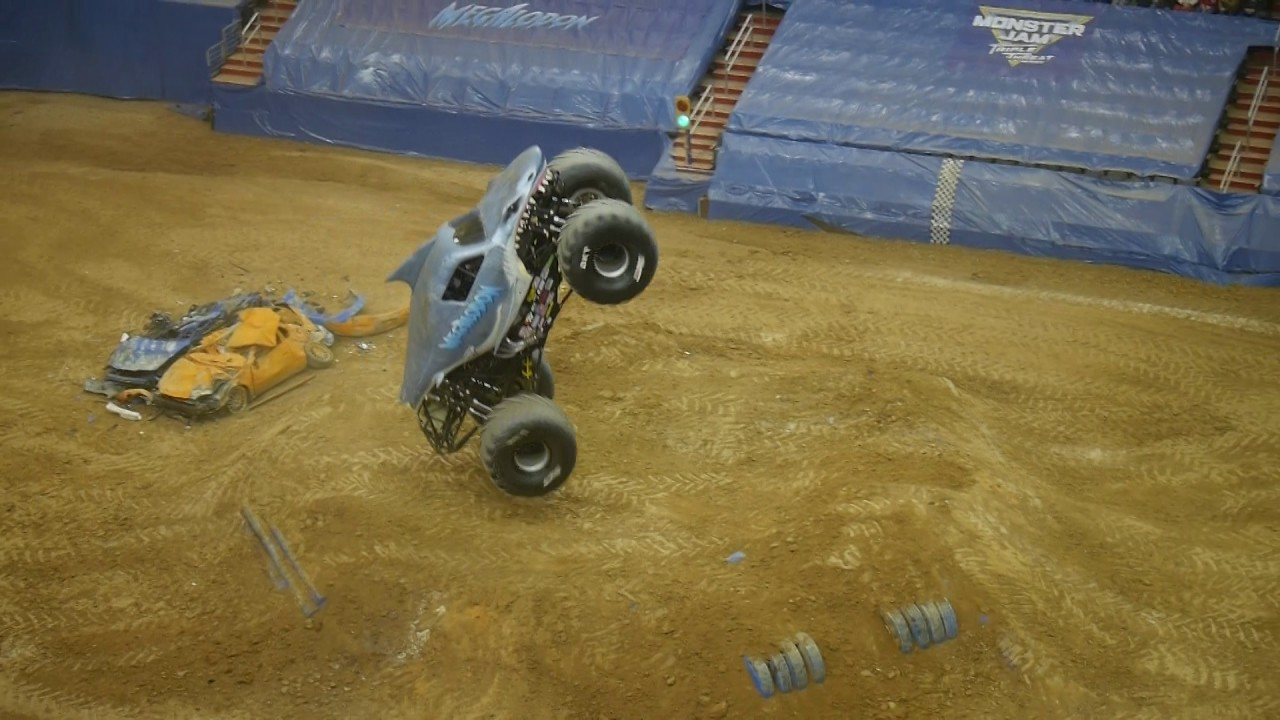Monster Jam Shark Youtube