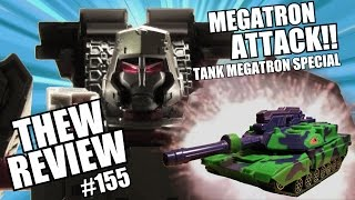 Megatron Attack!!: Thew's Awesome Transformers Reviews #155