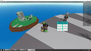ROBLOX [RE-REL] GUI de Supervivencia de Desastres Naturales v1.5