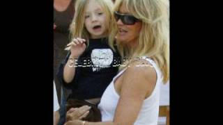 Ryder Russell Robinson - Kate Hudson and Chris Robinson