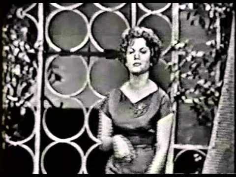 CONNIE FRANCIS ON TV: LIPSTICK ON YOUR COLLAR 1959