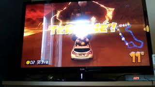 Mario kart Wii U parti 3 ( gros problème )
