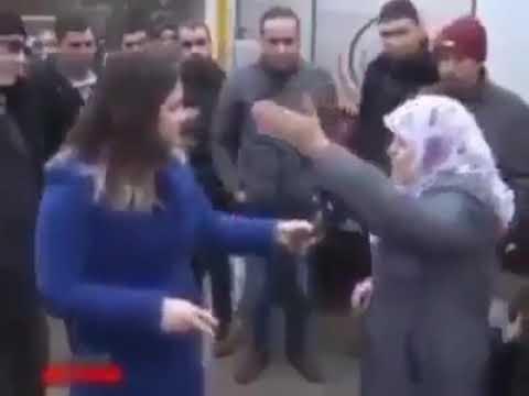 ELAZIĞLI DEPREMZEDELER İSYAN ETTİ!..