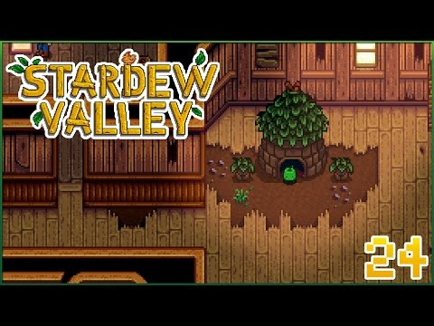 Gobbling Our Green Beans!! || Stardew Valley - Episode #24