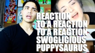 reacting to a reaction to my reaction reactception