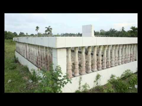 Makam Pakubuwono III di Lubuk Landai