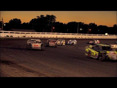 Dirt Track Racing pt 2 | Iowa State Fair 2014