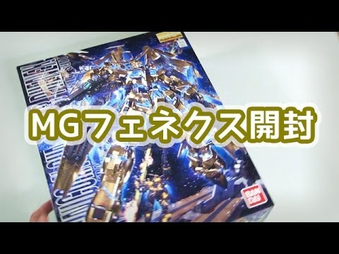 MGユニコーン3号機フェネクス Part1:開封編