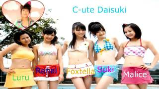 Hello Everyone!! This is C-ute Daisuki's first release in Love! Pro...
