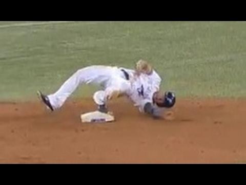 MLB Sliding Injuries