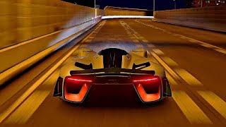 Gran Turismo Sport - Gameplay SRT Tomahawk X @ Tokyo Expressway [1080p 60fps]