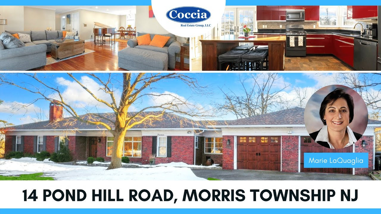 14 Pond Hill Road | Homes for Sale Morris Township  NJ | Morris County
