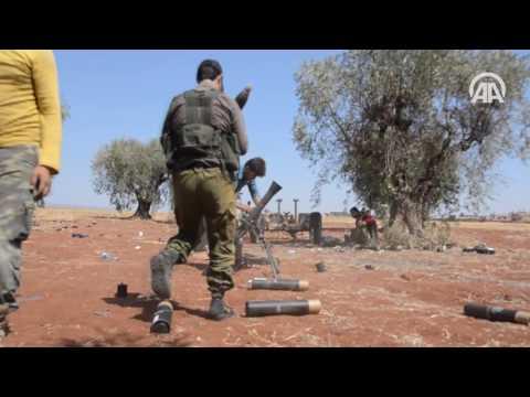 öso birliklerinden daeşe operasyon