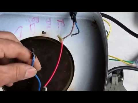 Reparacion De Una Estufa Electrica Portatil No Ensiende Youtube