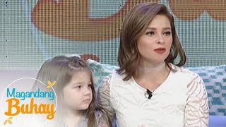 Magandang Buhay: Andi talks about her daughter, Ellie