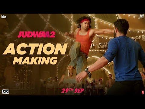 Action in Judwaa 2 | Judwaa 2 | Varun | Jacqueline | Taapsee | David Dhawan