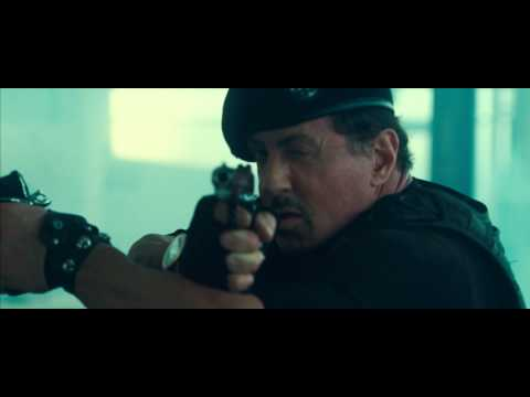The Expendables 2 (Teaser Deutsch)