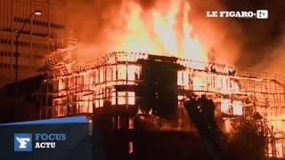 Incendie de Los Angeles (compilation vidéos)