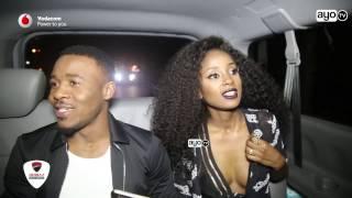 Alikiba na Vanessa walivyoalikwa Club Taboo South Africa