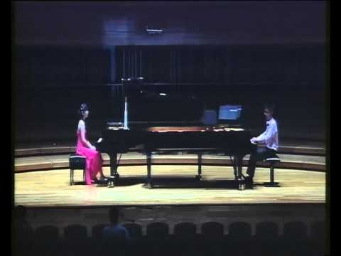 Danzon Cubano for two piano - Aaron Copland