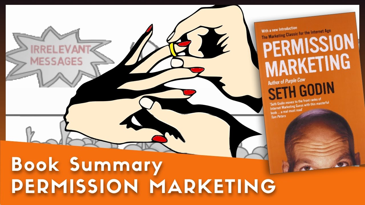 permission marketing Permission marketing is a concept introduced in a book of the same name in 1999 by marketing expert seth godin permission marketing is a non-traditional marketing.