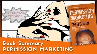 """Permission Marketing"" Book Summary ► Keep up with the best marketing practices"