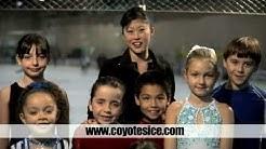 Kristi Yamaguchi promotes the Ice Den in Scottsdale, AZ