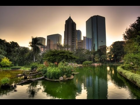 🇭🇰Hong Kong🇭🇰 Walk around Kowloon park, avenue of comic stars | spacer po parku i gwiazdy aleji.