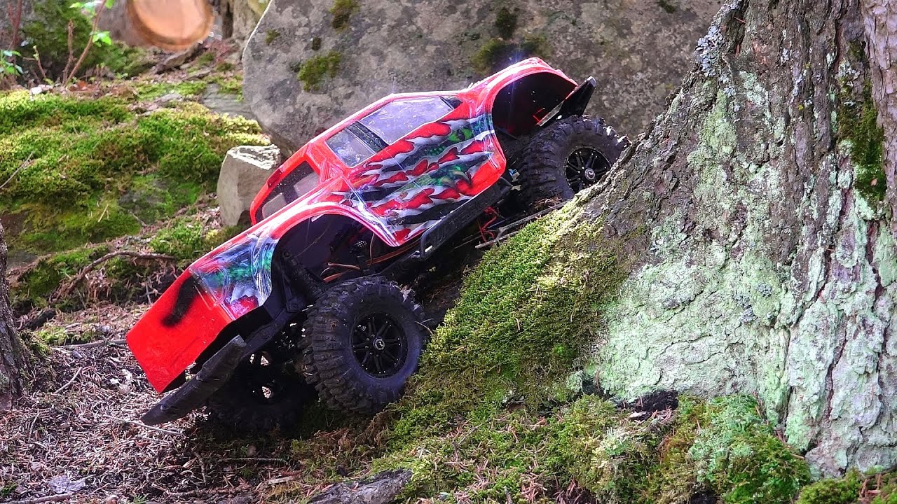 Ford Raptor 4x4 >> RC ADVENTURES - Ford Raptor SVT - 1/10th Scale Vaterra Ascender 4x4 RC Truck - YouTube