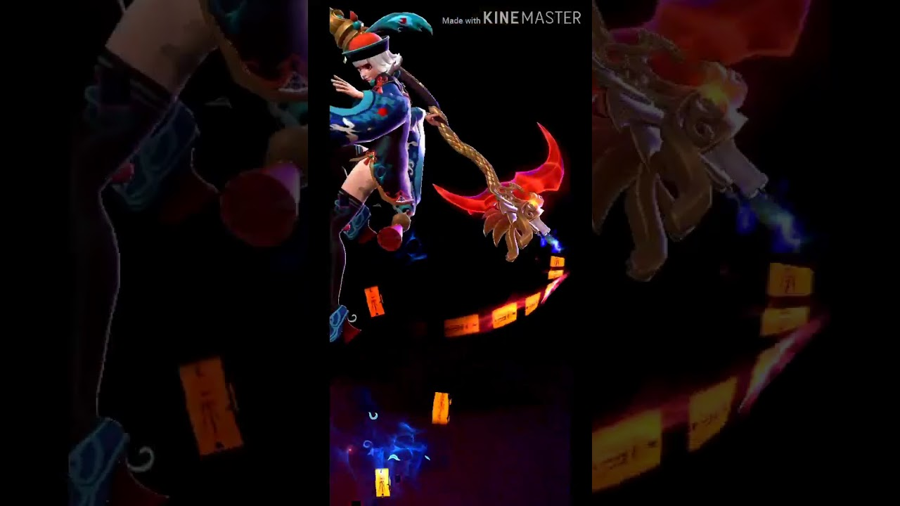 MOBILE LEGEND Live Wallpaper - BANMAL Song - YouTube
