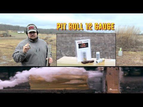 12 GAUGE PITBULL - Exotic Shotgun Ammo