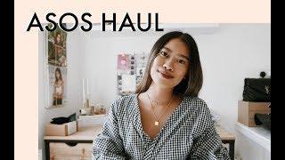 ASOS HAUL | IDRESSMYSELFF