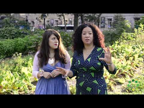 Pine Street School City as School: Diane and Shanida
