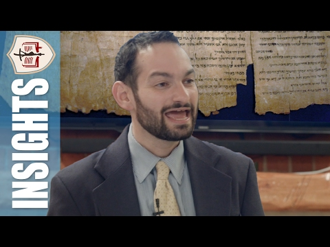 The Dead Sea Scrolls and Christian Origins | Faculty Lecture by Dr. Michael Barber