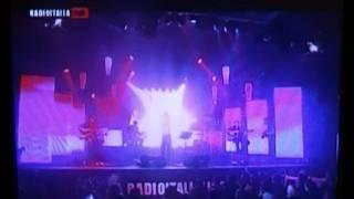 Marco Mengoni canta Solo (Vuelta al Ruedo) a Radio Italia Live - 27.01.2012