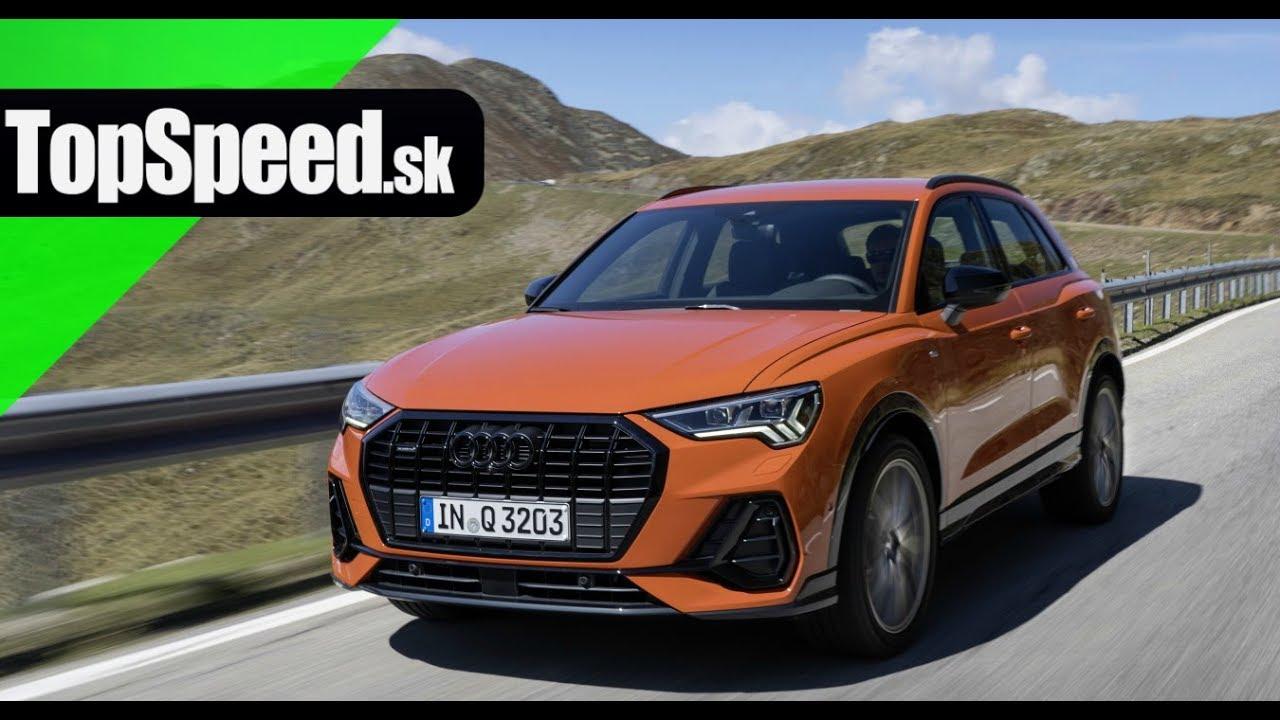 08f4b94dc40 Audi Q3 II. gen jazda - Maroš ČABÁK TopSpeed.sk - YouTube